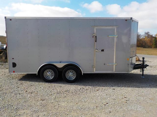 2018 Interstate IFC 716TA2 Enclosed Cargo Trailer