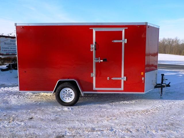 2018 Interstate IFC 612 SAFS Enclosed Cargo Trailer