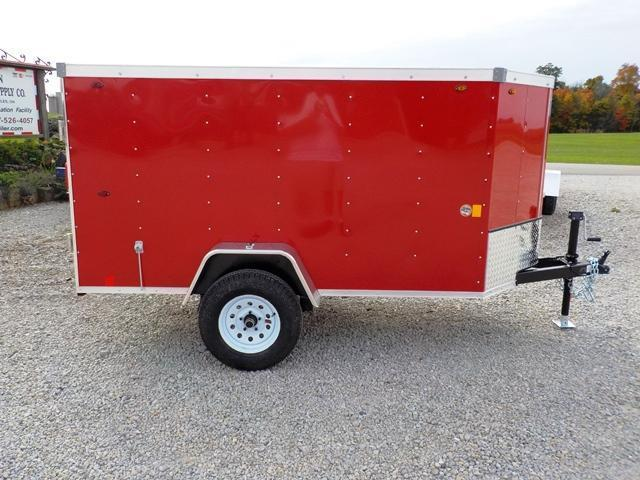 2017 Interstate SFC 48 SAI Enclosed Cargo Trailer