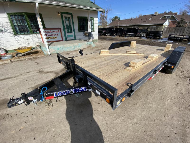 2020 LOADTRAIL LLC  Flatbed Trailer