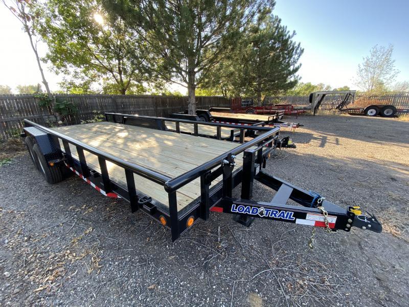 2019 Load Trail 83-HD20 Equipment Hauler