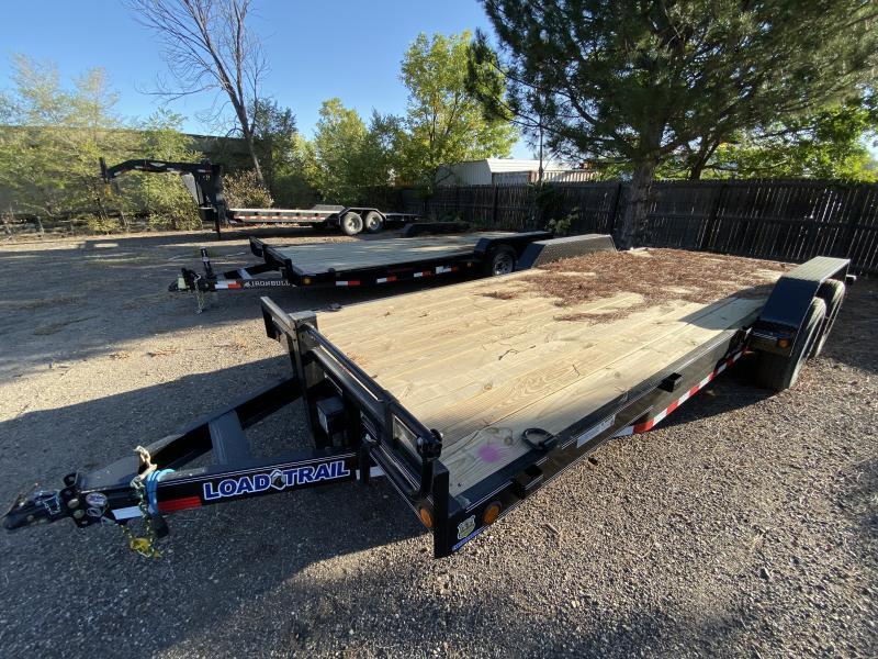 2019 Load Trail 83-HD20EquipmentHauler