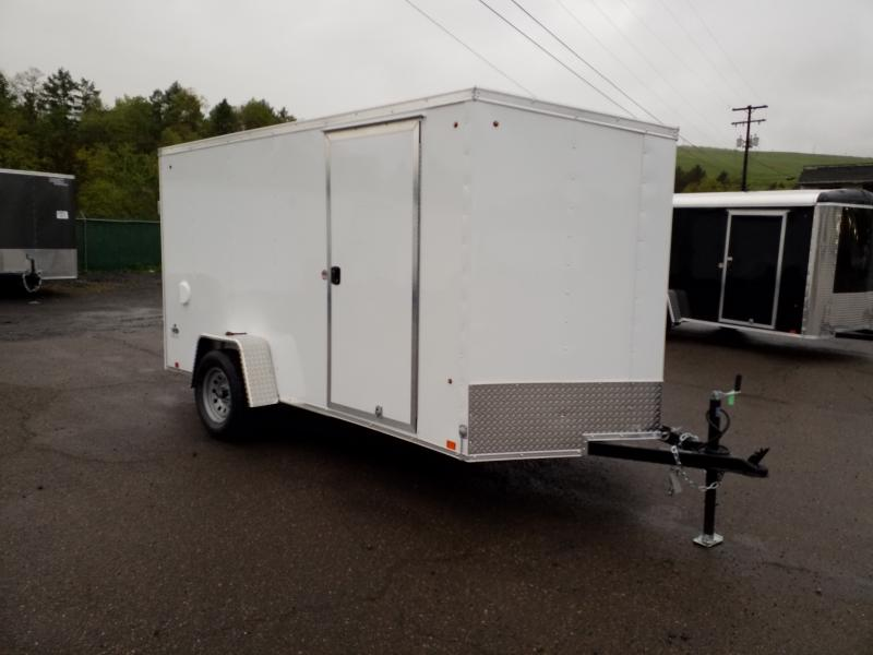 2020 Look Trailers STLC 6X12 RAMP-ELECTRIC BRAKES Enclosed Cargo Trailer
