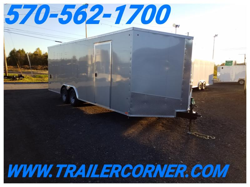 2019 Look Trailers EWLC 8.5X22 10K Car / Racing Trailer