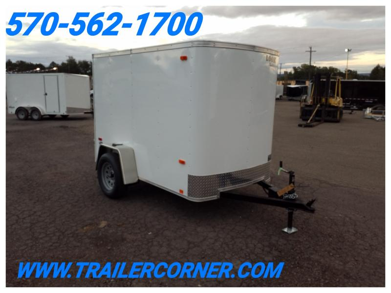 2019 Look Trailers STLC 5X8 RAMP - BRAKES Enclosed Cargo Trailer