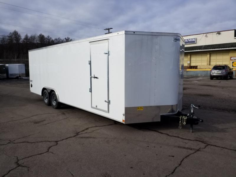 2020 Haulmark PPT 8.5X24 10K 16'' FLOORS Car / Racing Trailer