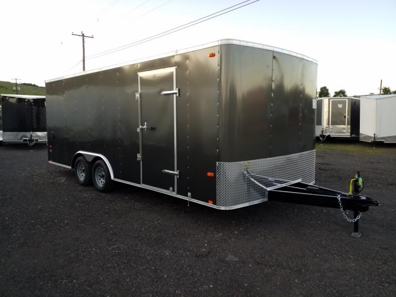 2020 Look Trailers ST 8.5X20 7K Car / Racing Trailer