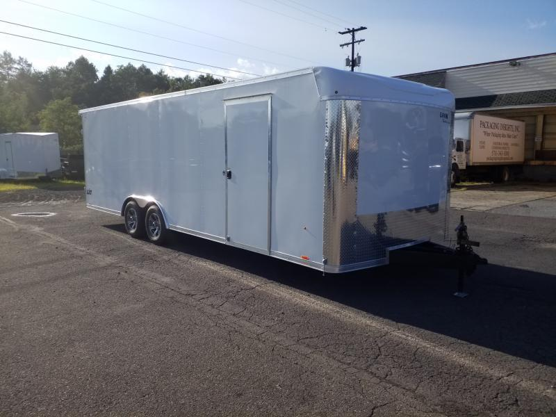 2019 Look Trailers LXT 8.5X24 10K Car / Racing Trailer