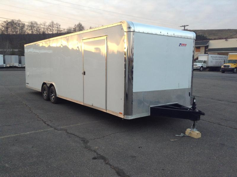 2017 Pace American PR 8.5X28 Car / Racing Trailer