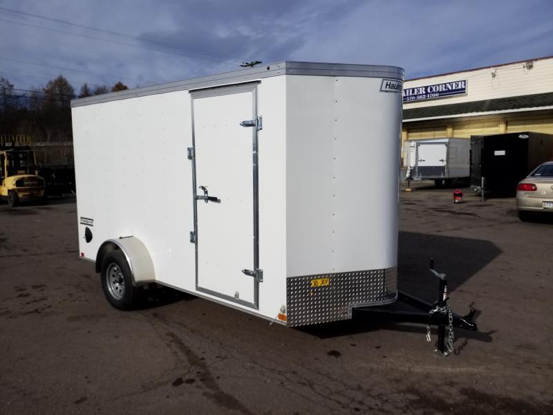 2020 Haulmark PPT 6X12 RAMP DOOR Enclosed Cargo Trailer