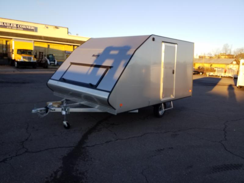2019 Mission 8.5X12 CROSSOVER Snowmobile Trailer