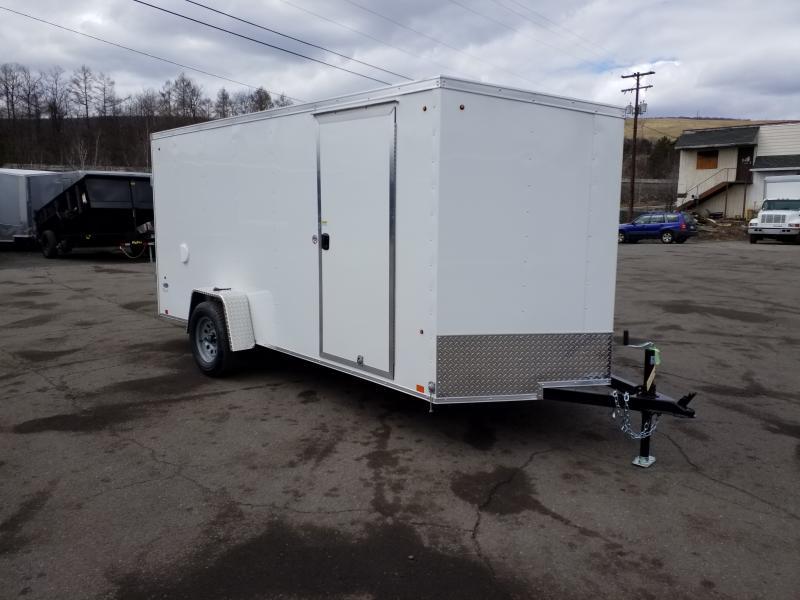 2020 Look Trailers STLC 6X14 RAMP DOOR Enclosed Cargo Trailer
