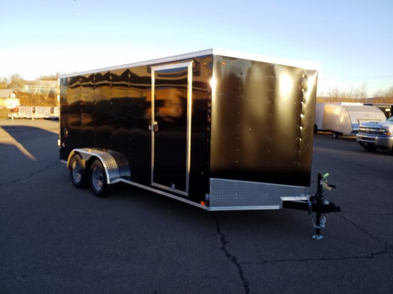 2019 Look Trailers STLC 7X16 RAMP DOOR Enclosed Cargo Trailer