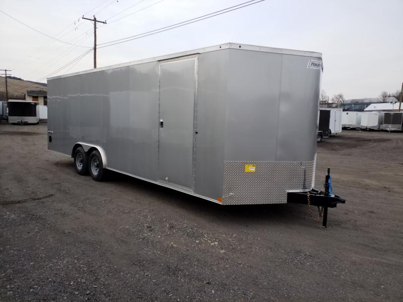 2019 Haulmark TSTV 8.5X24 10K Car / Racing Trailer