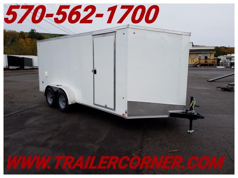 2019 Look Trailers STLC 7X16 RAMP DOOR Enclosed Cargo Trailer