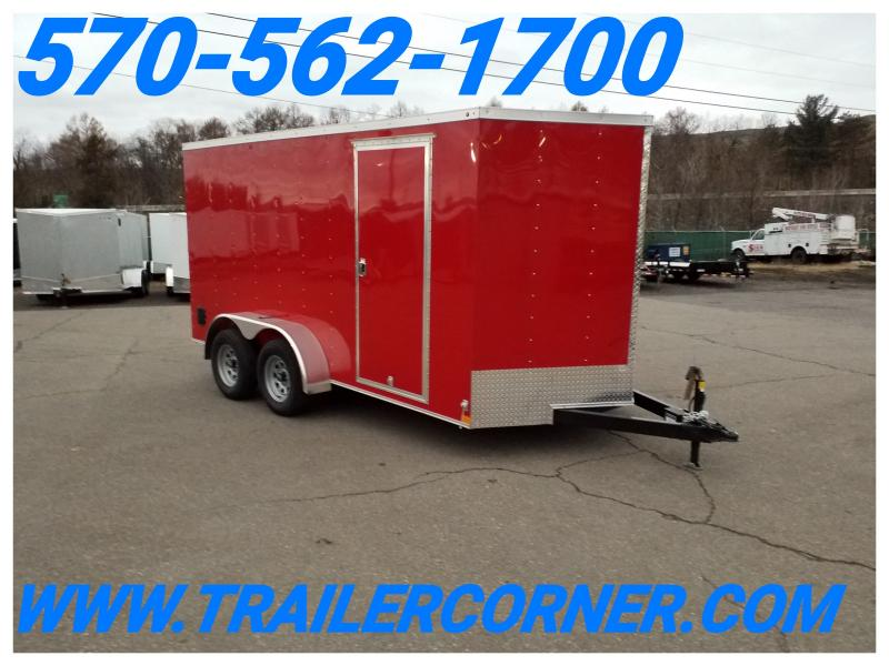 2019 Haulmark HMVG 7X14 6 EXTRA HEIGHT Enclosed Cargo Trailer