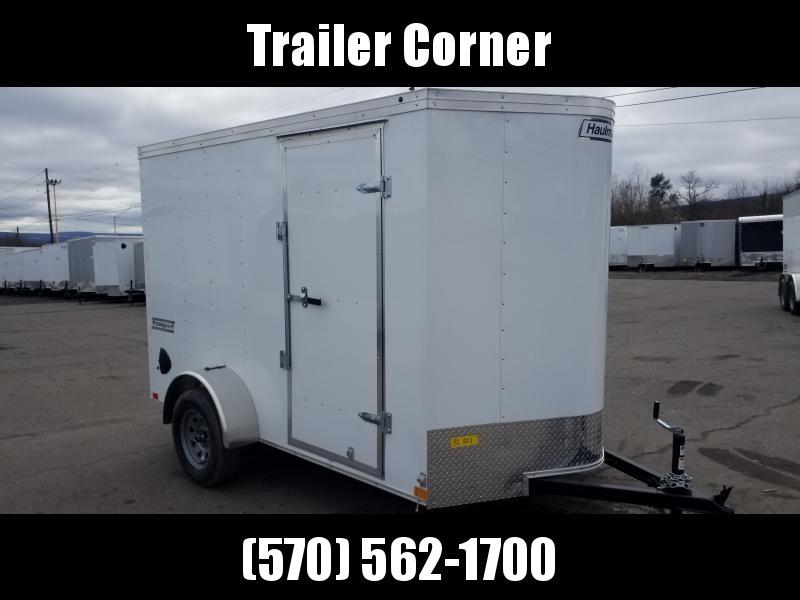 2020 Haulmark PPT 6X10 RAMP DOOR Enclosed Cargo Trailer