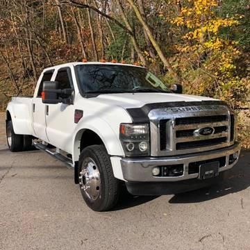 2008 Ford SUPERDUTY 6.4 F450 Truck