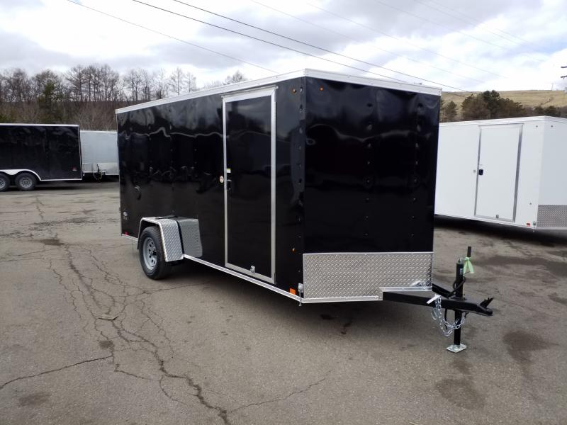 2020 Look Trailers STLC 6X14 RAMP DOOR Enclosed Cargo Trailer