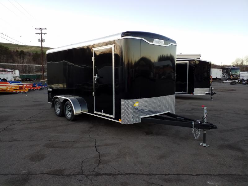 2019 Haulmark TST 7X16 7K LANDSCAPE Enclosed Cargo Trailer