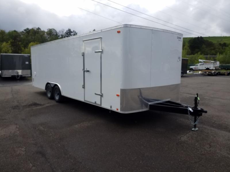 2020 Look Trailers ST 8.5X24 10K Car / Racing Trailer
