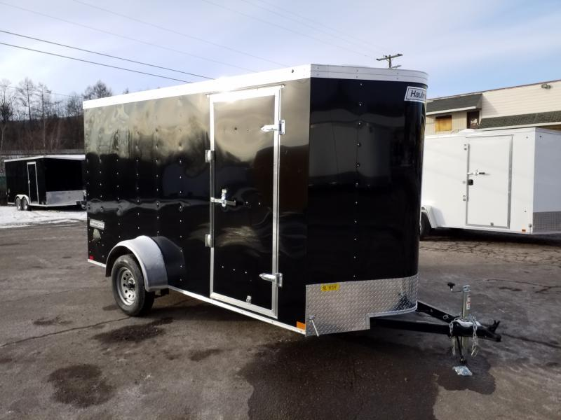 2020 Haulmark PPT 6X12 DLX RAMP DOOR Enclosed Cargo Trailer