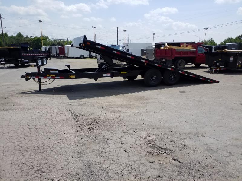 2020 Big Tex Trailers 14OT-22 14K POWER TILT Flatbed Trailer