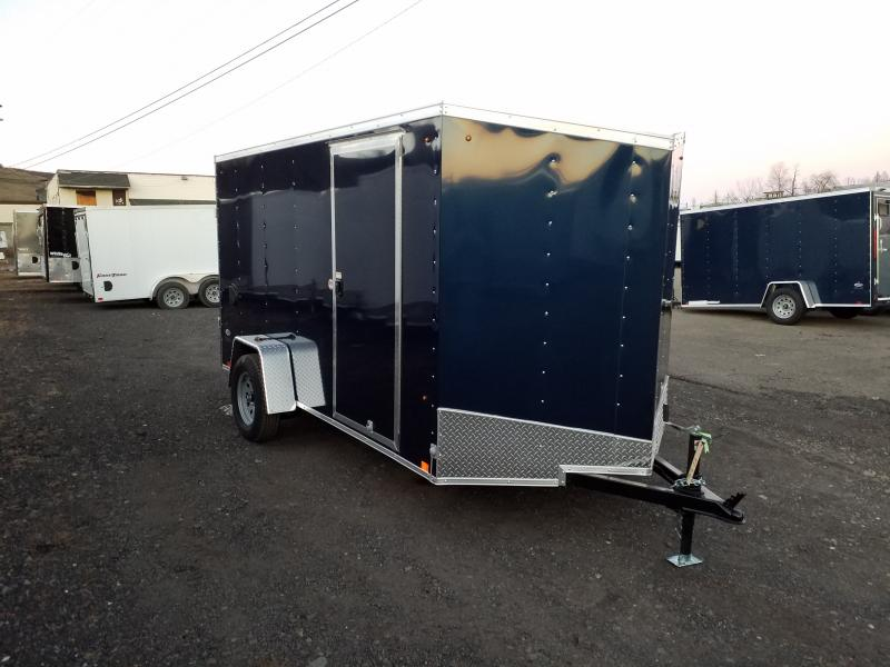 2019 Look Trailers STLC 6X12 RAMP DOOR Enclosed Cargo Trailer