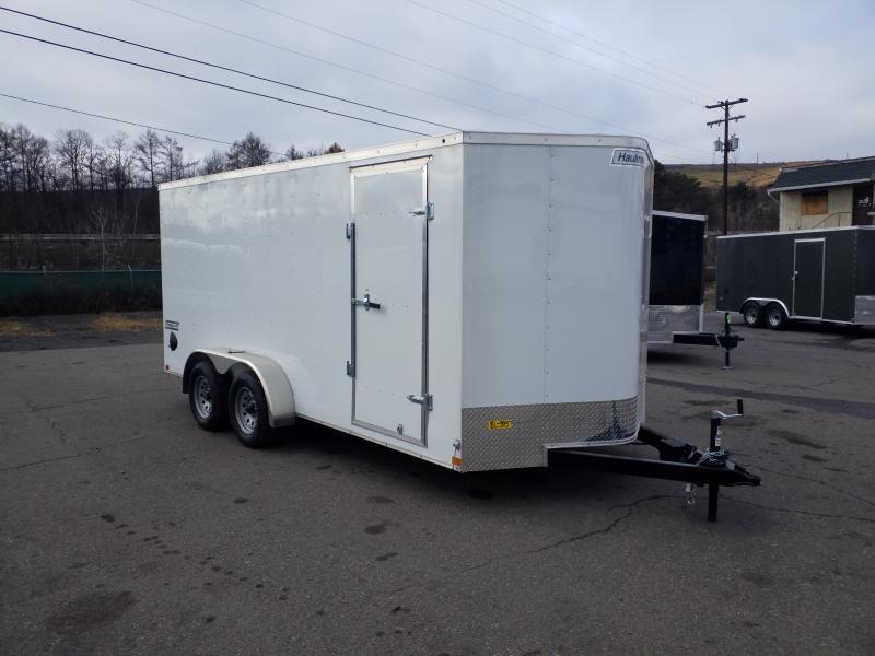 2020 Haulmark PPT 7X16 RAMP DOOR Enclosed Cargo Trailer