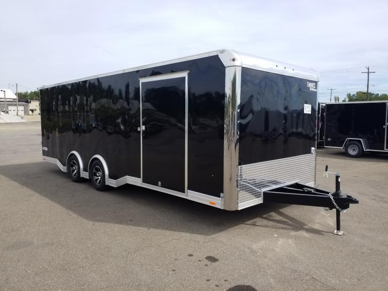 2019 Look Trailers ILRT 8.5X24 10K Car / Racing Trailer