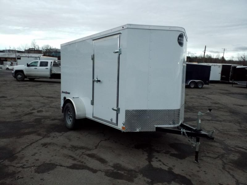 2019 Wells Cargo FT 6X10 RAMP DOOR Enclosed Cargo Trailer