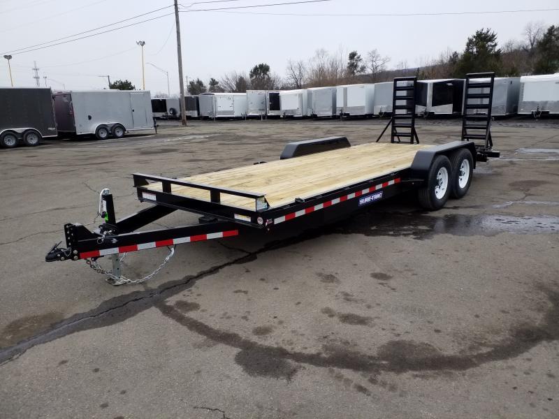 2019 Sure-Trac 7X20 14K Equipment Trailer