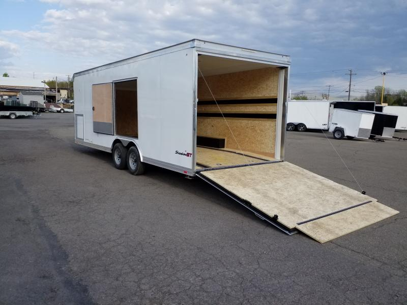2019 Pace American SCX 8.5X24 10K Car / Racing Trailer