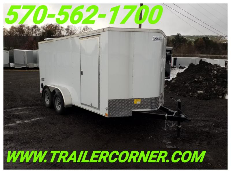 2019 Haulmark PPT 7X14 RAMP DOOR Enclosed Cargo Trailer