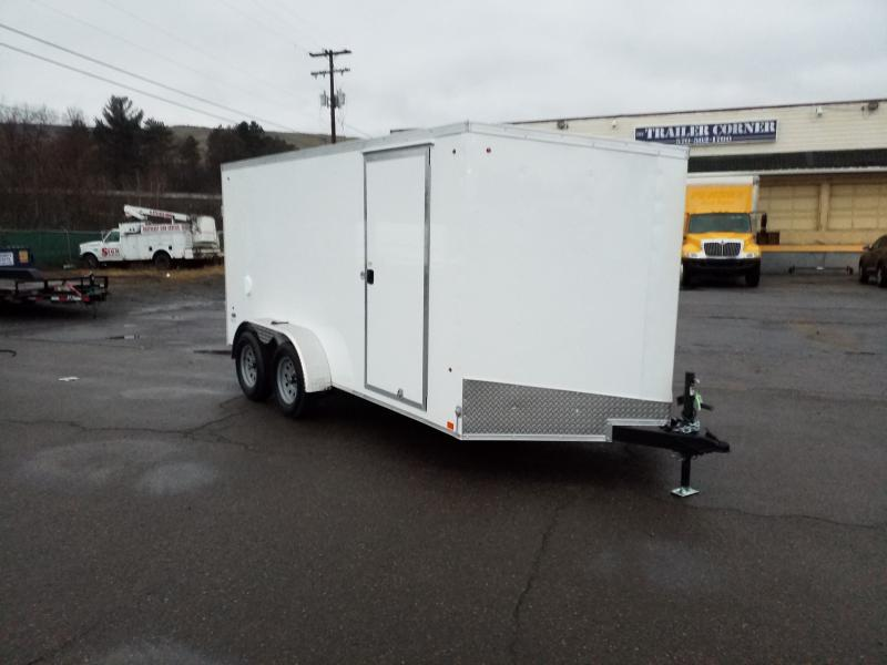 2019 Look Trailers STLC 7X14 REAR RAMP Enclosed Cargo Trailer