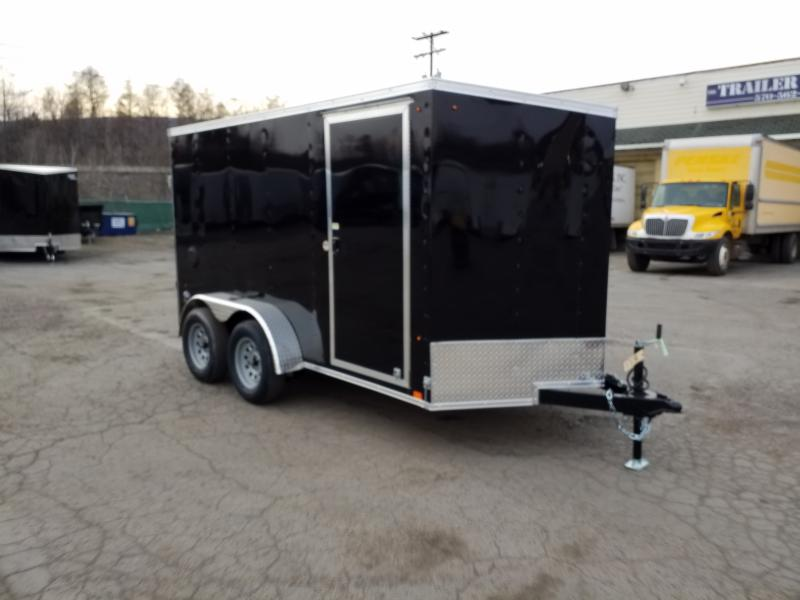 2020 Look Trailers STLC 6X12 7K Enclosed Cargo Trailer