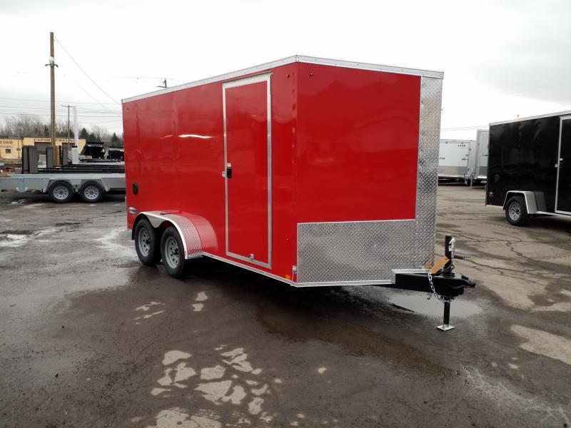 2020 Look Trailers EWLC 7X14 Enclosed Cargo Trailer