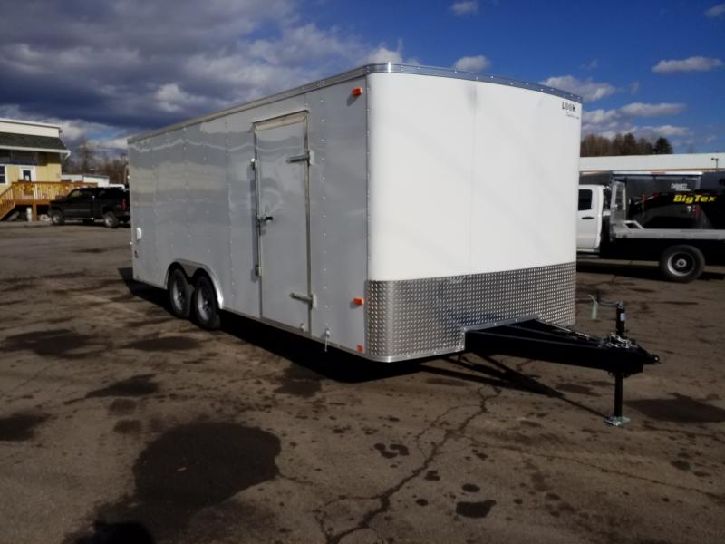 2019 Look Trailers ST 8.5X20 7K Car / Racing Trailer