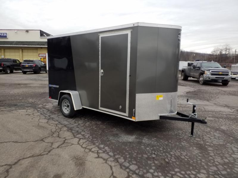 2019 Wells Cargo RFV 6X12 BIKE TRAILER Enclosed Cargo Trailer