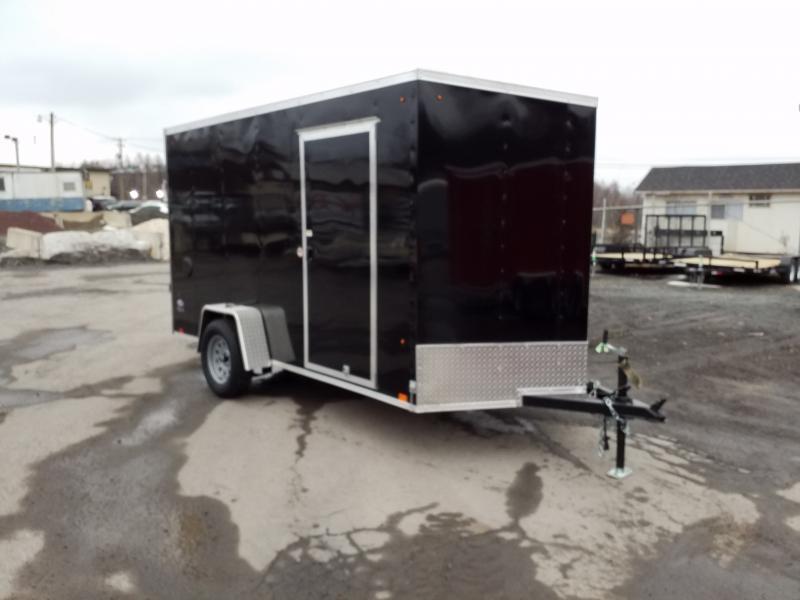 2020 Look Trailers STLC 6X12 RAMP-BRAKES Enclosed Cargo Trailer