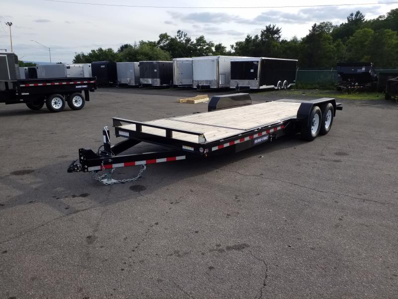 2019 Sure-Trac 18 4 14K TILT Equipment Trailer