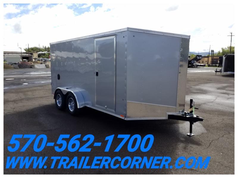 2019 Pace American OB 7X14 RAMP DOOR Enclosed Cargo Trailer