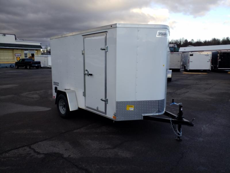 2019 Haulmark PPT 6X10 RAMP DOOR Enclosed Cargo Trailer