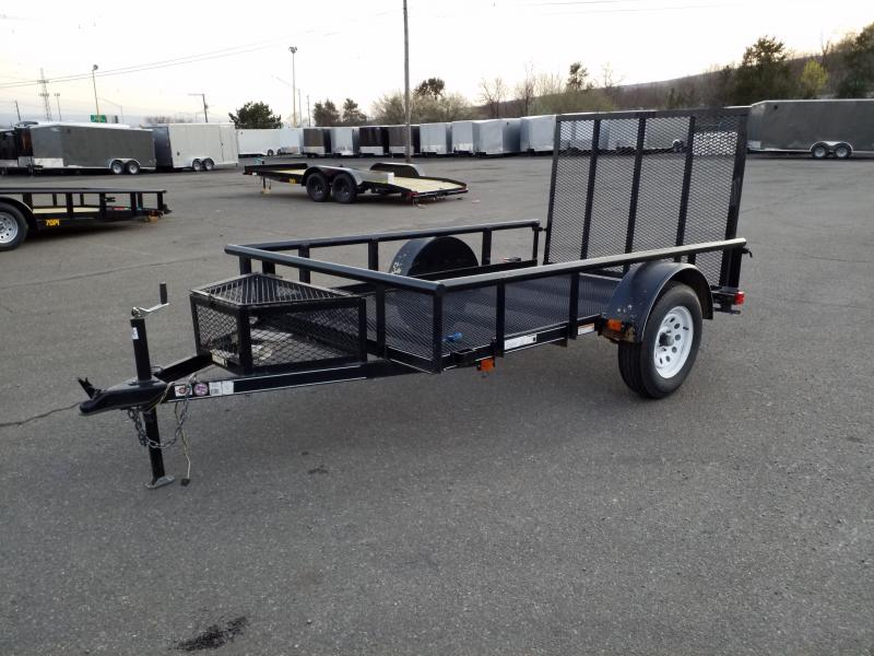 2016 Carry-On 5.5X9 USED Utility Trailer