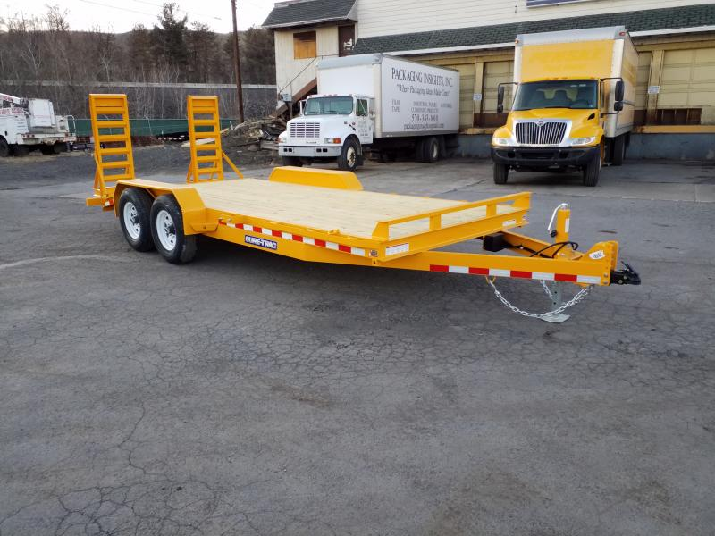 2019 Sure-Trac 7X18 14K Equipment Trailer
