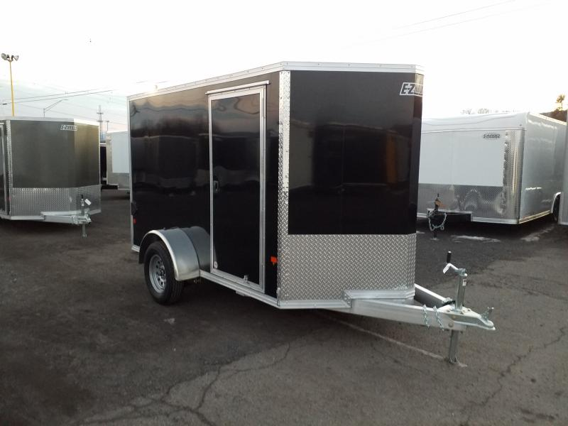 2019 Mission EZEC 6X10 ALUMINUM Enclosed Cargo Trailer
