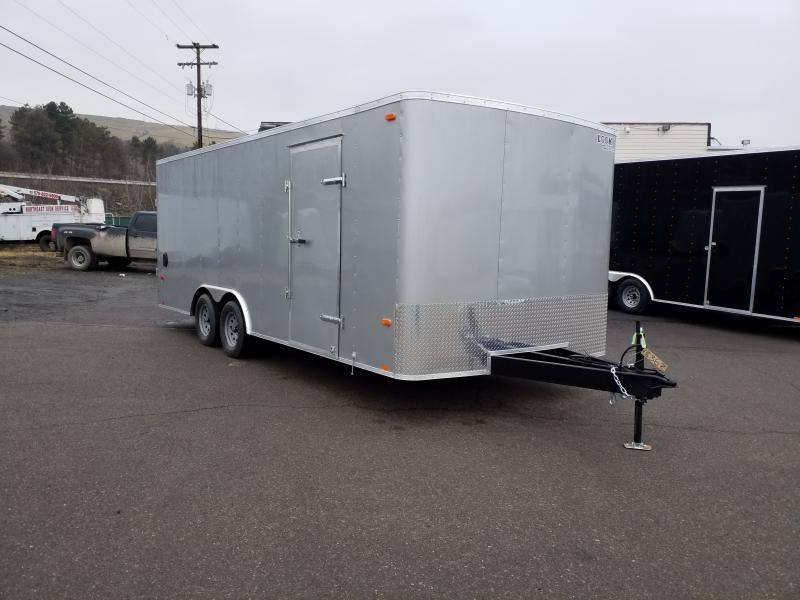 2019 Look Trailers STLC 8.5X20 7K Car / Racing Trailer