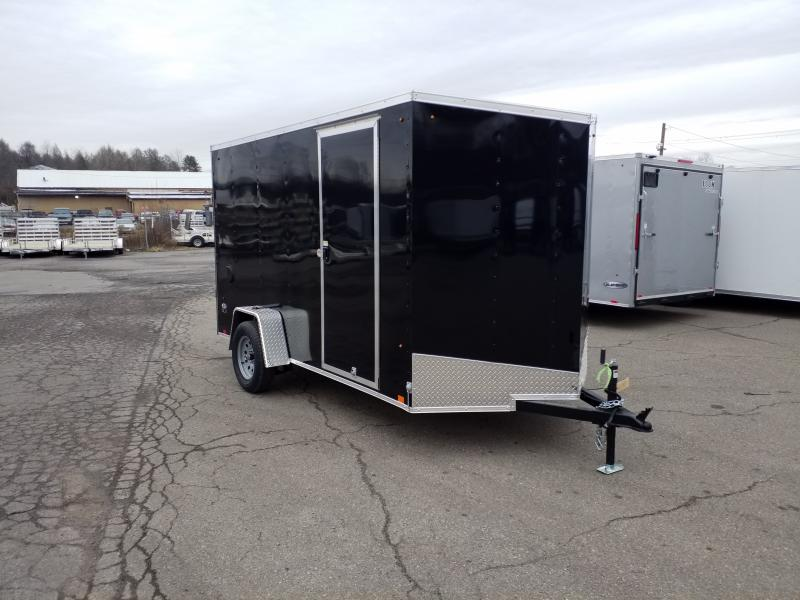 2019 Look Trailers STLC 6X12 EXTRA HEIGHT Enclosed Cargo Trailer