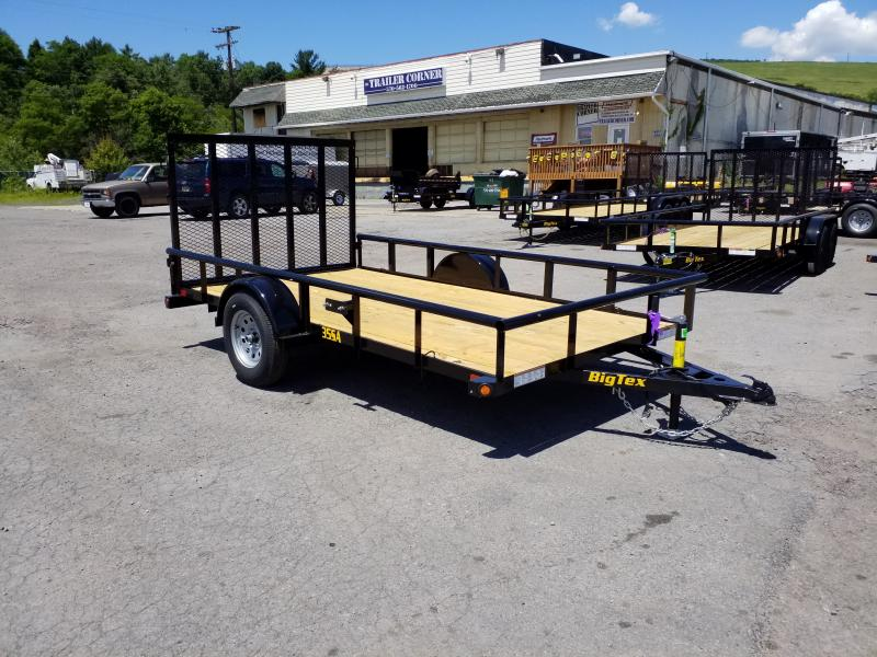 2020 Big Tex Trailers 35SA-12 77X12 Utility Trailer