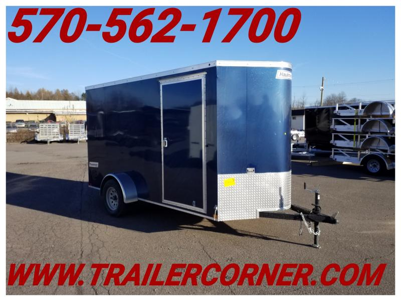 2019 Haulmark TSV 6X12 RAMP DOOR Enclosed Cargo Trailer